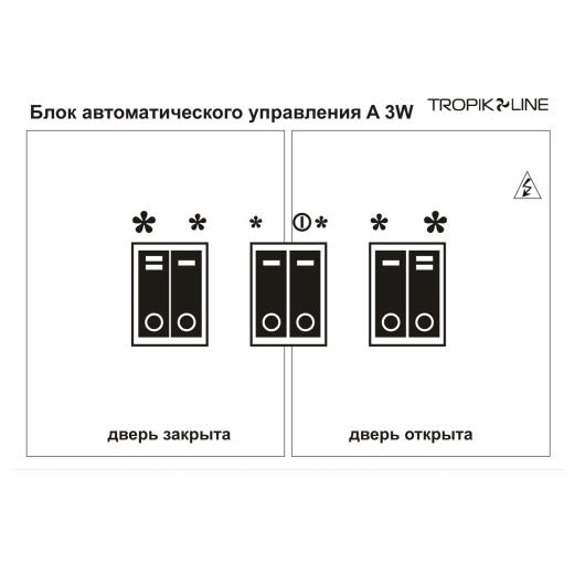 Купить Tropik Line A3W в интернет магазине. Цены, фото, описания, характеристики, отзывы, обзоры