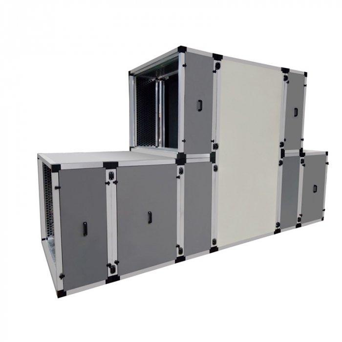 Купить Приточно-вытяжная установка с рекуперацией тепла и влаги Turkov CrioVent 18000 SW в интернет магазине климатического оборудования