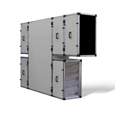 Купить Приточно-вытяжная установка с рекуперацией тепла и влаги Turkov CrioVent 21000 SE в интернет магазине климатического оборудования