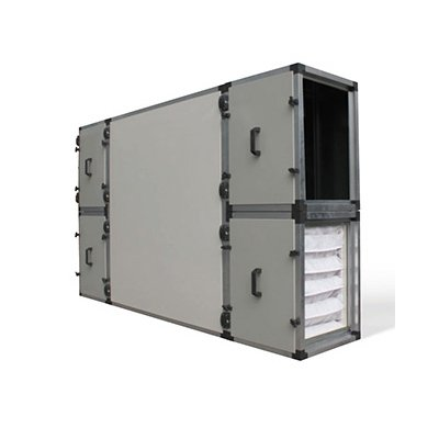 Приточно-вытяжная установка с рекуперацией тепла и влаги Turkov