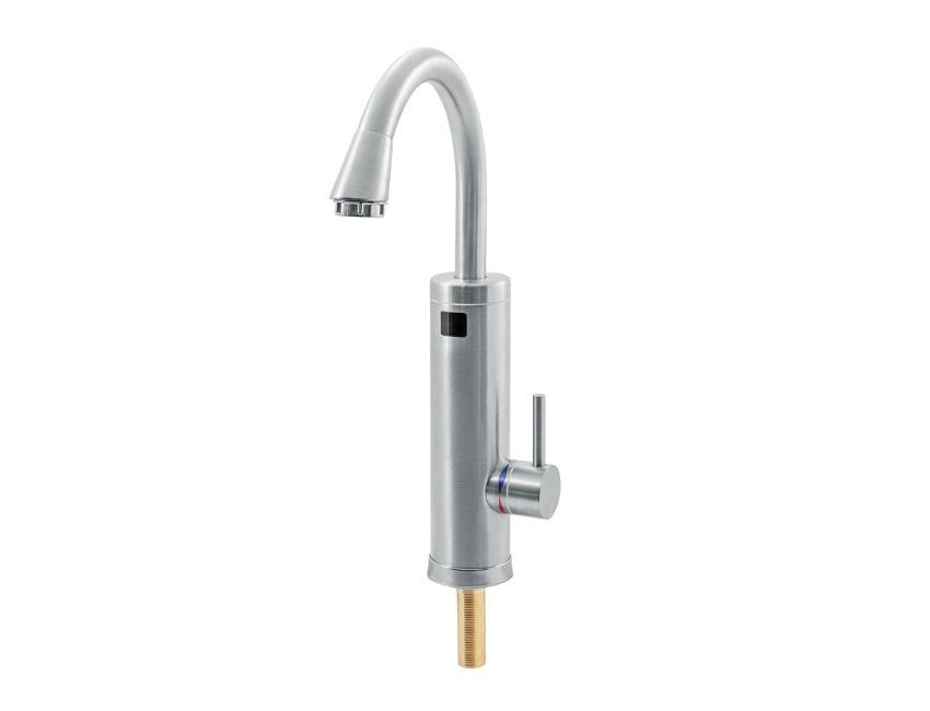 Фото - Электрический проточный водонагреватель 3 кВт Unipump Unipump BEF-003N кран нагрева электрический unipump bef 001 02 белый хром