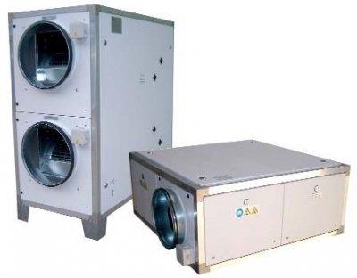Купить Приточно-вытяжная вентиляционная установка 500 м3/ч Utek DUO DP 1 BP V в интернет магазине климатического оборудования