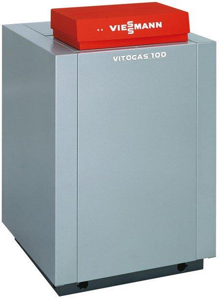 Серия VITOGAS 100-F - напольные газовые котлы Viessmann (Висман)