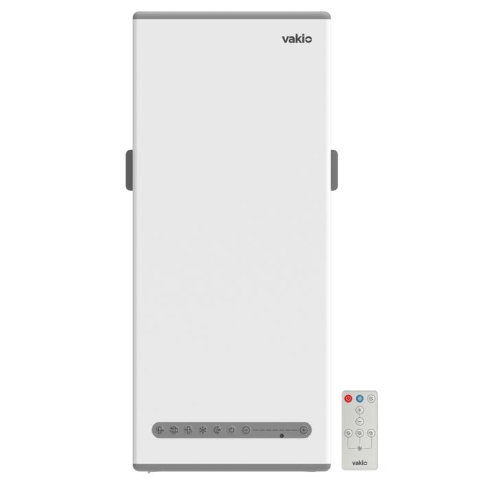 Бытовая приточно-вытяжная вентиляционная установка Vakio.