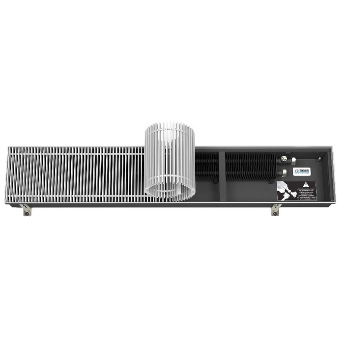 Внутрипольный конвектор Varmann Ntherm 300x200x1600 фото