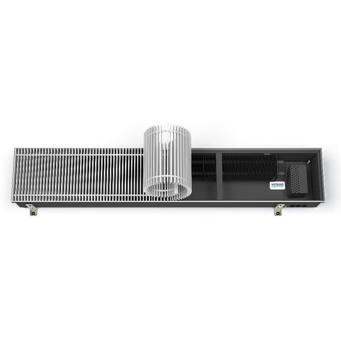 Купить Внутрипольный конвектор Varmann Ntherm Electro 370x110x750 в интернет магазине климатического оборудования