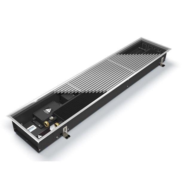 Внутрипольный конвектор Varmann Qtherm 300x75x1250 фото