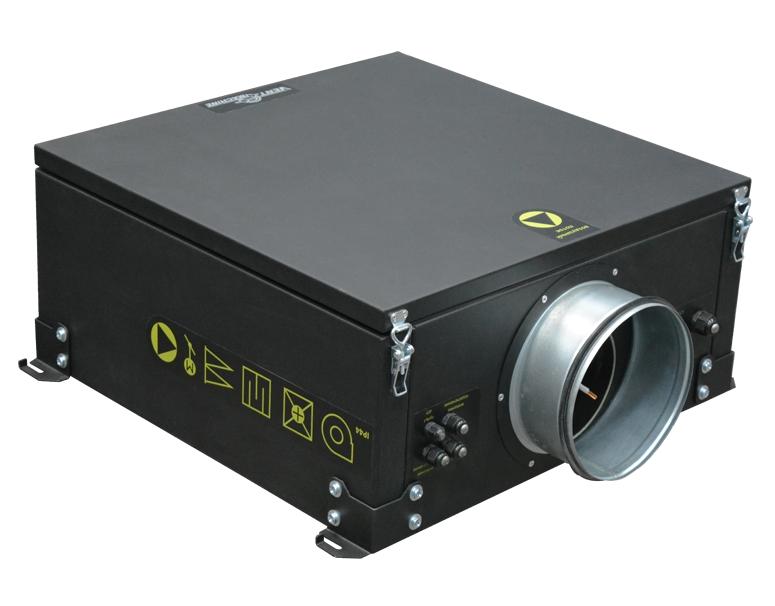 Приточная вентиляционная установка Vent Machine Колибри 1000 EC GTC фото