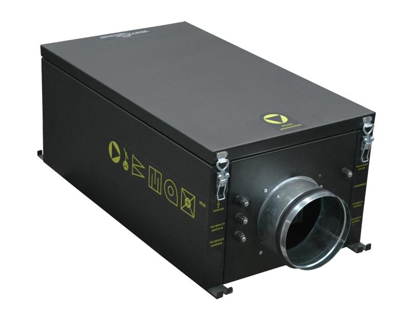 Приточная вентиляционная установка Vent Machine Колибри-500 EC ZenTec фото