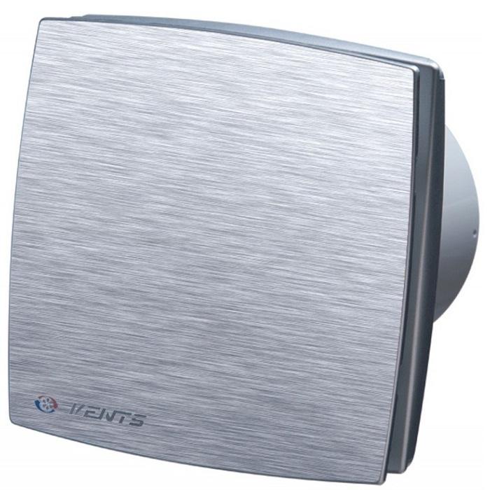 Вытяжка для ванной диаметр 100 мм Vents 100 ЛДАТ алюм. мат. фото