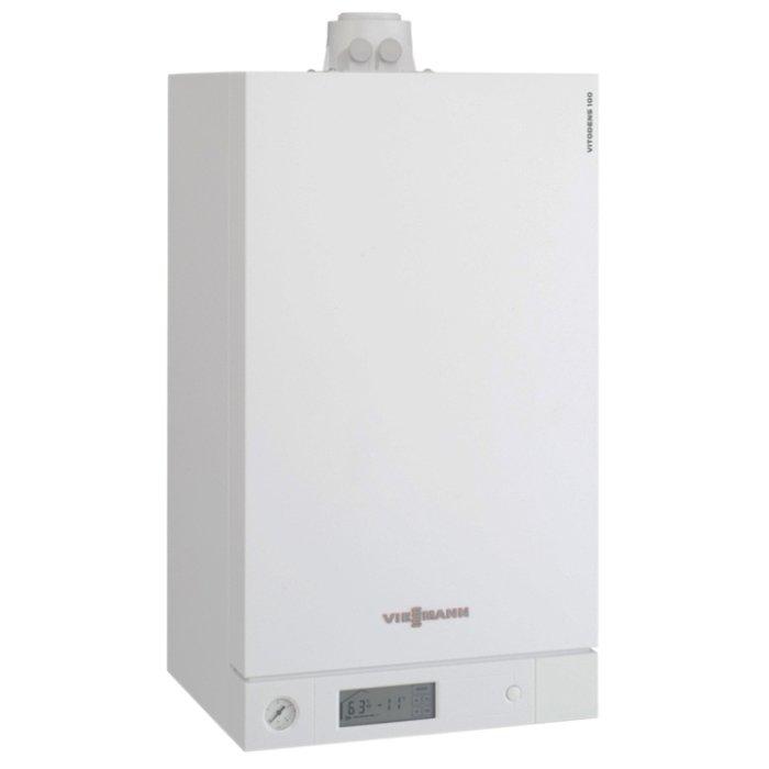 Купить Настенный газовый котел Viessmann Vitodens 100-W (B1HC043/WB1C104) в интернет магазине климатического оборудования