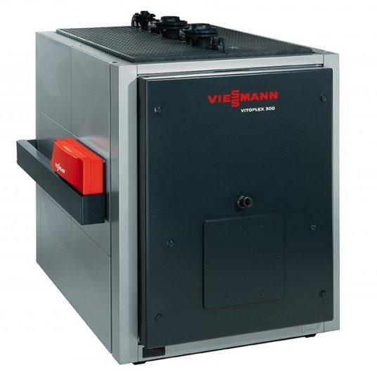 Купить Комбинированный котел свыше 200 кВт Viessmann Vitoplex 100 (PV1B019) в интернет магазине климатического оборудования