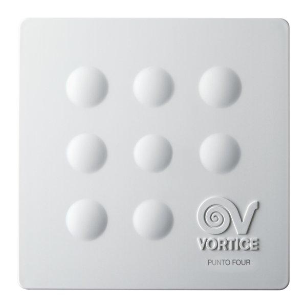 Вытяжка для ванной диаметр 100 мм Vortice PUNTO FOUR MFO 100/4 T фото