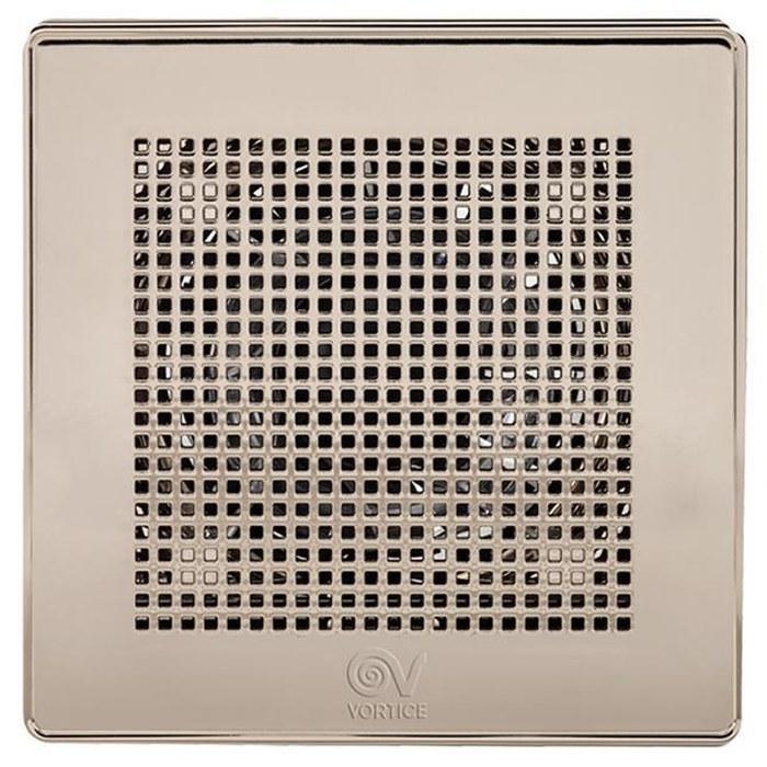 Вытяжка для ванной диаметр 100 мм Vortice Punto Evo ME 100/4 LL T YELLOW GOLD фото