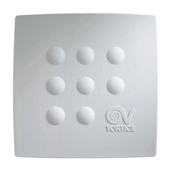 Вытяжка для ванной диаметр 100 мм Vortice Quadro Medio I T HCS фото