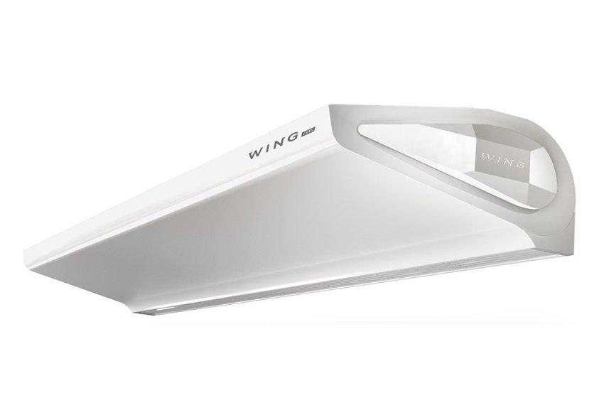 Электрическая тепловая завеса WING E150 (AC) фото
