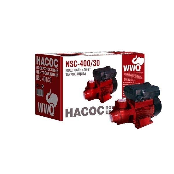 Поверхностный насос WWQ NSC 400/30