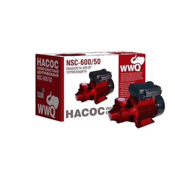 Поверхностный насос WWQ NSC 600/50