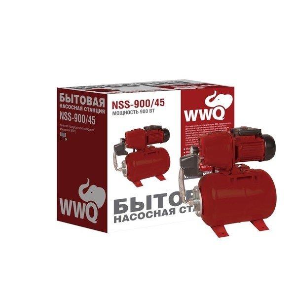 Насосная станция WWQ NSS 900/45