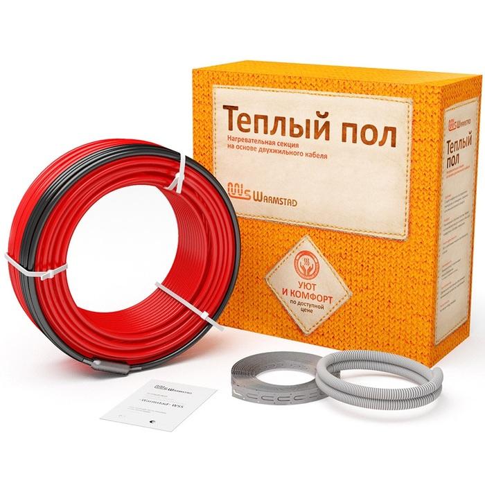 Нагревательный кабель 1 м<sup>2</sup> Warmstad WSS 7,0 м/100 Вт фото