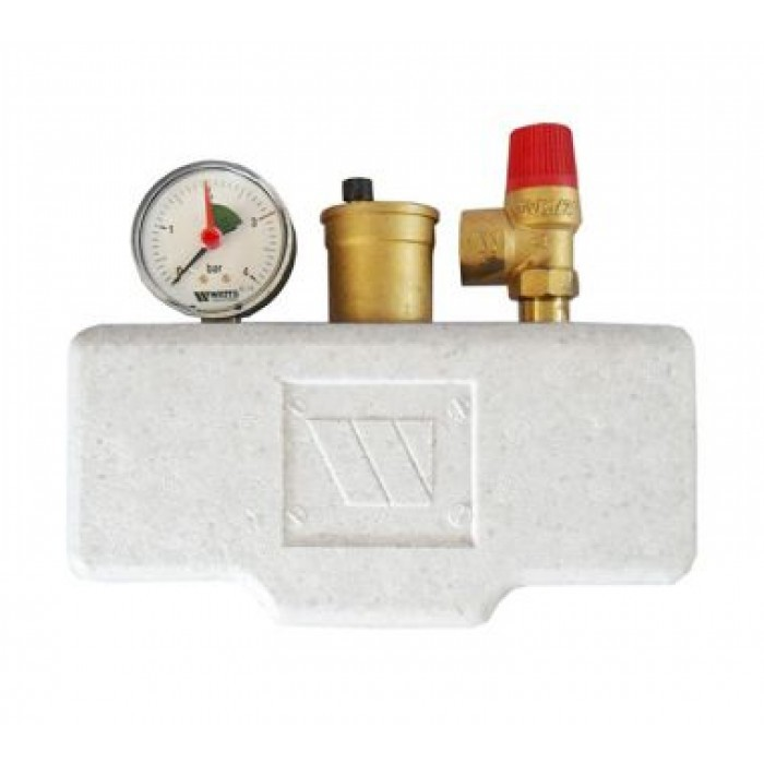 Группа безопасности для котлов KSG 30 ISO Watts Watts KSG 30/ISO2 (до 50 кВт)