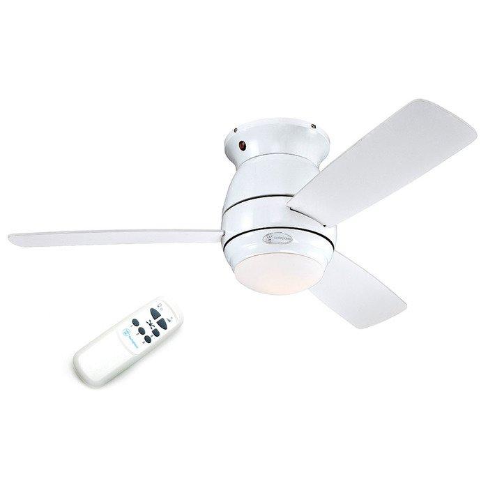 Потолочный вентилятор Westinghouse Halley White фото