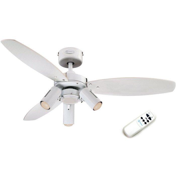Потолочный вентилятор Westinghouse Jet Plus White фото
