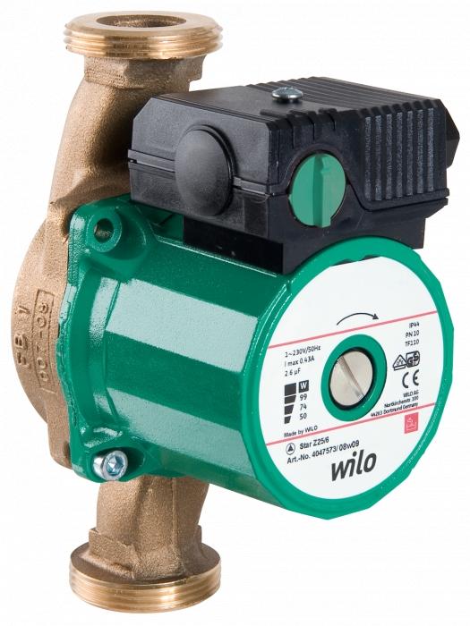 Купить Wilo Star-Z 20/1 в интернет магазине. Цены, фото, описания, характеристики, отзывы, обзоры