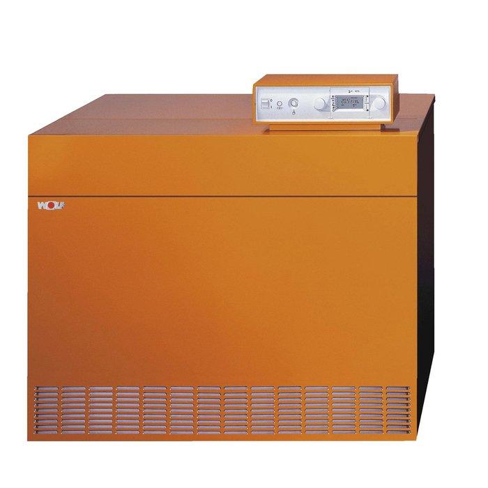 Купить Напольный газовый котел Wolf NG-31E-О-110 в интернет магазине климатического оборудования