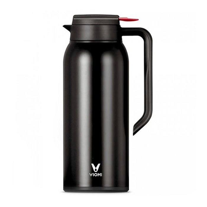Фото - Термос Xiaomi Xiaomi Viomi Stainless Steel Vacuum Bottle 1.5 л (Black) классический термос ace camp ss vacuum bottle 0 37 л белый