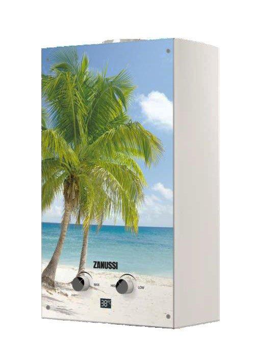 Купить со скидкой Газовый проточный водонагреватель 20 кВт Zanussi