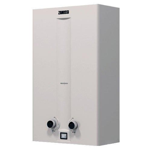 Газовый проточный водонагреватель Zanussi