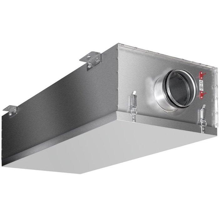 Купить Приточная вентиляционная установка 500 м3/ч Аэроблок ECO 160/1-2,4/1-А в интернет магазине климатического оборудования