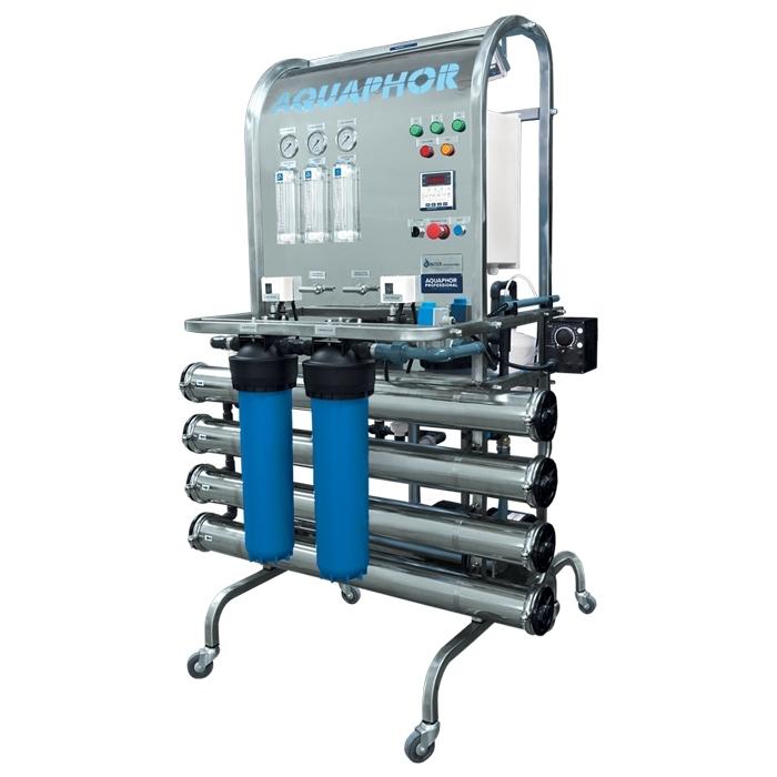 Фото - Промышленный фильтр для воды Аквафор Аквафор APRO-L-1000-C-D-F промышленный фильтр для воды аквафор аквафор apro l 750 c d f