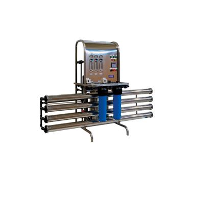 Фото - Промышленный фильтр для воды Аквафор Аквафор APRO-L-2000-C-D-F промышленный фильтр для воды аквафор аквафор apro l 750 c d f