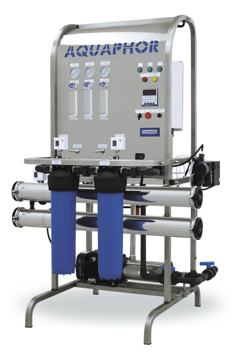 Фото - Промышленный фильтр для воды Аквафор Аквафор APRO-L-500-C-D-F промышленный фильтр для воды аквафор аквафор apro l 750 c d f