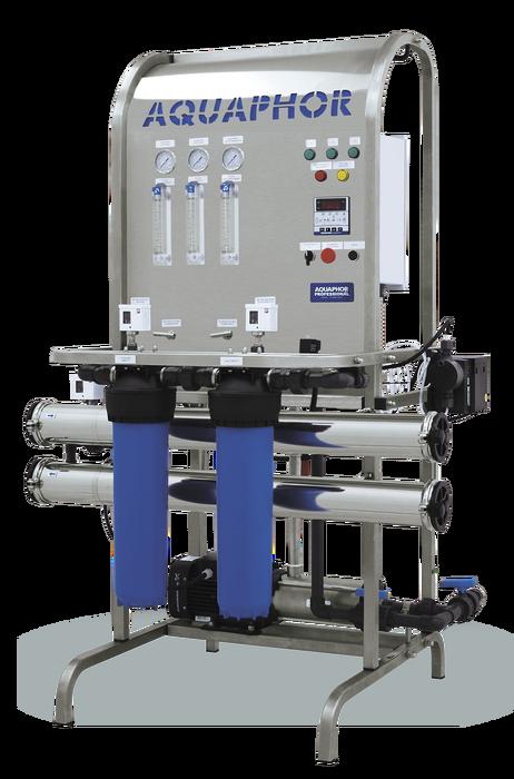 Фото - Промышленный фильтр для воды Аквафор Аквафор APRO-L-500-G-D-F промышленный фильтр для воды аквафор аквафор apro l 750 c d f