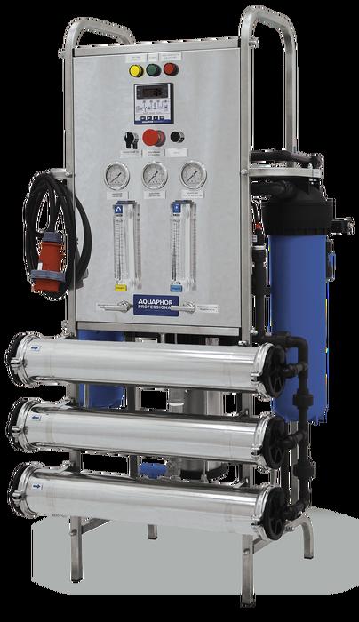 Фото - Промышленный фильтр для воды Аквафор Аквафор APRO-L-750-C-F промышленный фильтр для воды аквафор аквафор apro l 750 c d f