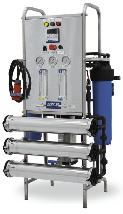 Фото - Промышленный фильтр для воды Аквафор Аквафор APRO-L-750-G-F промышленный фильтр для воды аквафор аквафор apro l 750 c d f