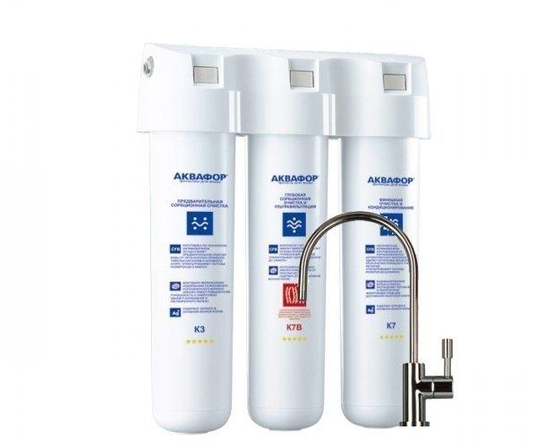 Фильтр для воды Аквафор Кристалл Эко(модификация А)