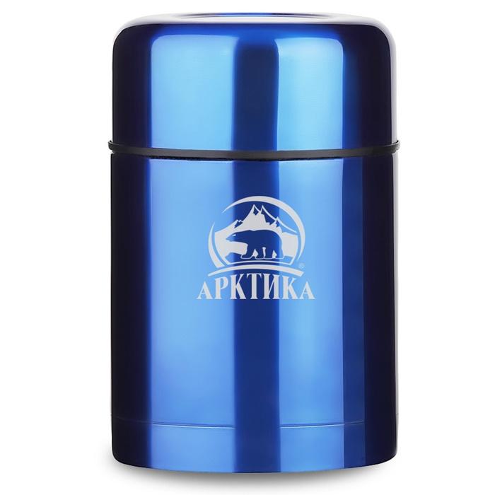 Термос Арктика 302-750 синий фото
