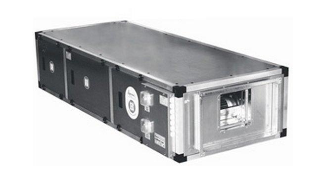 Приточная вентиляционная установка Арктос Компакт 412B3 EC1 фото