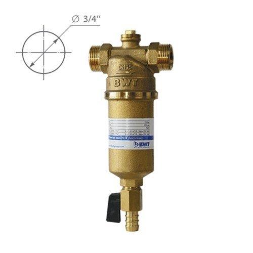 Магистральный фильтр для очистки воды Барьер