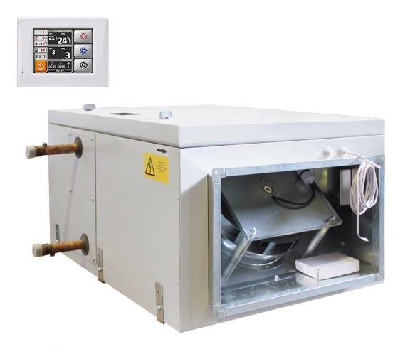Приточная вентиляционная установка Благовест ФЬОРДИ ВПУ 2000 W-GTC фото
