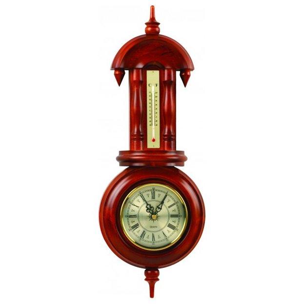 Часы с термометром Бриг+ М1 часы