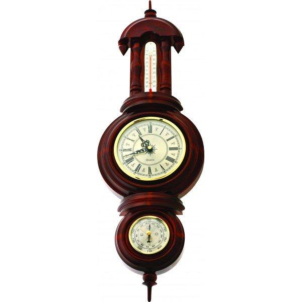 Атмосферный барометр Бриг+ М3 часы