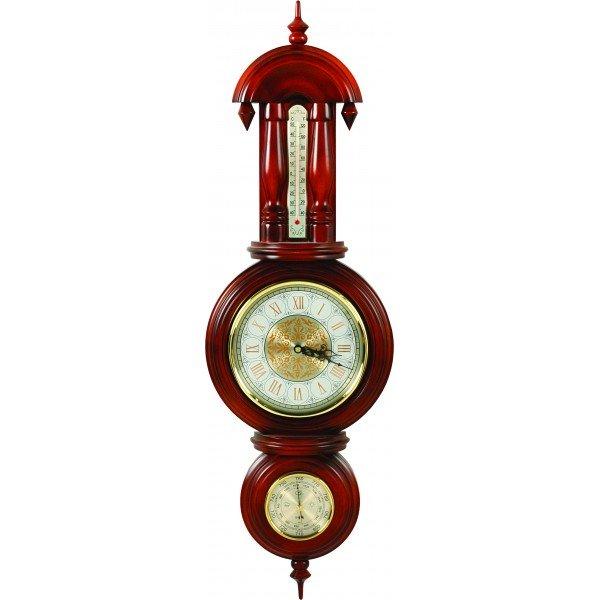 Комнатный барометр Бриг+ М4 часы