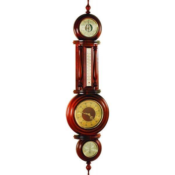 Атмосферный барометр Бриг+ М7 часы