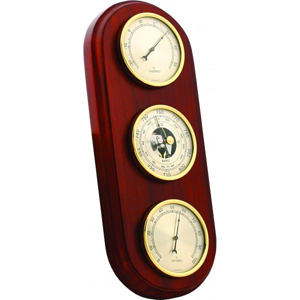 Купить Барометр+Гигрометр+Термометр Бриг+ М-33 в интернет магазине климатического оборудования