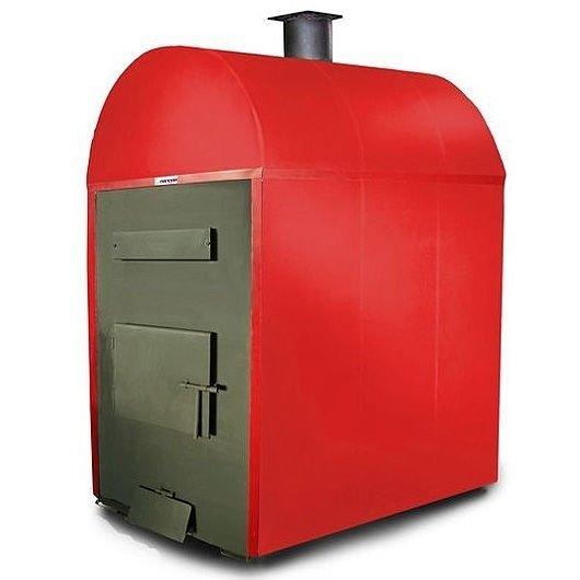 Купить Твердотопливный котел 50 кВт Буржуй-К Тв-75 в интернет магазине климатического оборудования
